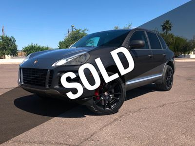 2008 Used Porsche Cayenne Turbo At Distinctive Auto Brokers Serving Phoenix Az Iid 15534255