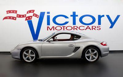 2008 Porsche Cayman 2dr Coupe