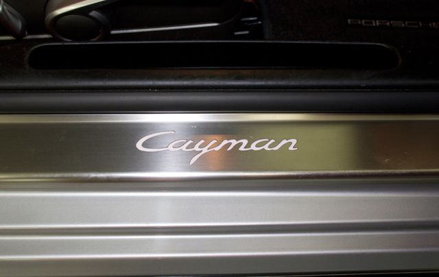 2008 Porsche Cayman 2dr Coupe - Click to see full-size photo viewer