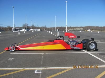 2008 Race Tech Dragster