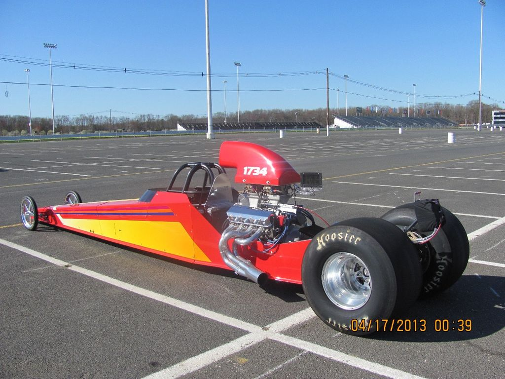 2008 Race Tech Dragster  - 14885129 - 1