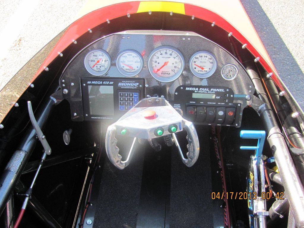 2008 Race Tech Dragster  - 14885129 - 3