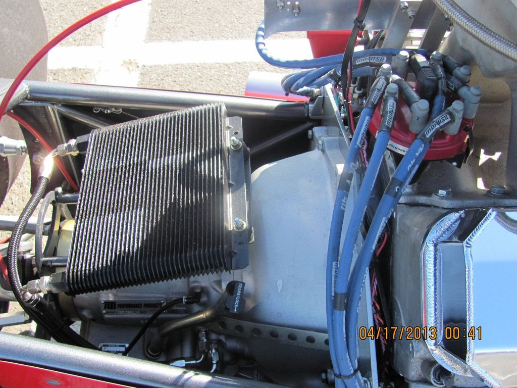 2008 Race Tech Dragster  - 14885129 - 4