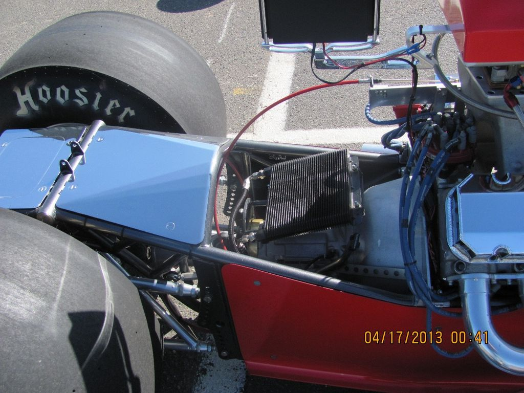 2008 Race Tech Dragster  - 14885129 - 5