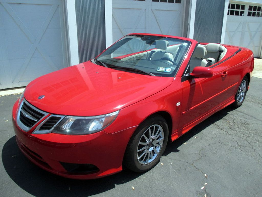 2008 Saab 9-3 Convertible         REDUCED - 15977377 - 17