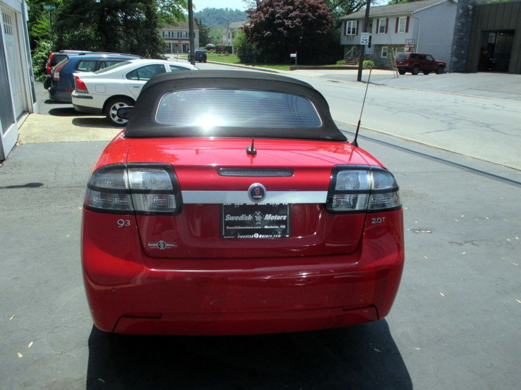 2008 Saab 9-3 Convertible         REDUCED - 15977377 - 6