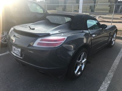 2008 Saturn Sky Red Line Convertible - Click to see full-size photo viewer