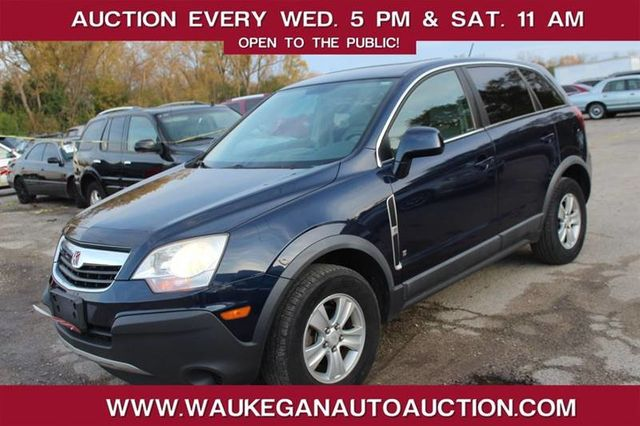 2008 used saturn vue awd 4dr v6 xe at waukegan auto. Black Bedroom Furniture Sets. Home Design Ideas