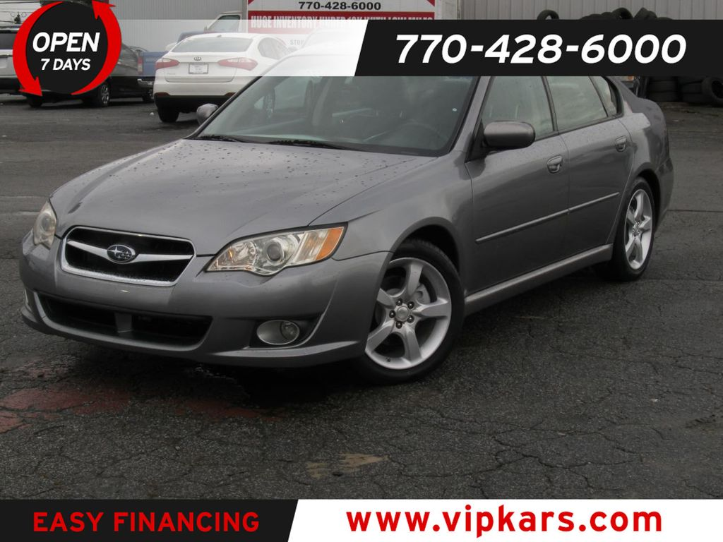 Subaru 0 Financing >> 2008 Used Subaru Legacy Limited At Vip Kars Serving Marietta And Atlanta Ga Iid 18474416