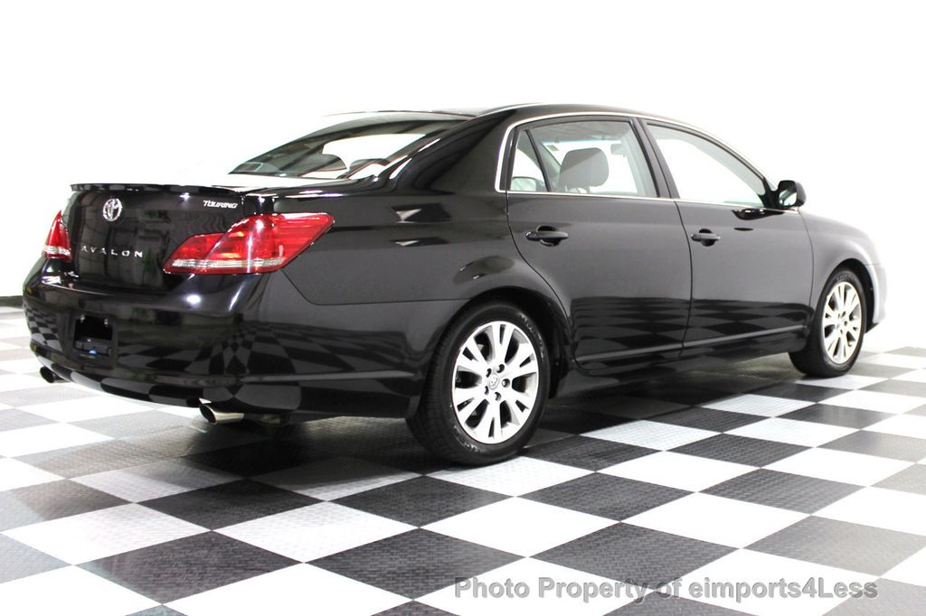 2008 Toyota Avalon AVALON TOURING SEDAN - 16288394 - 16