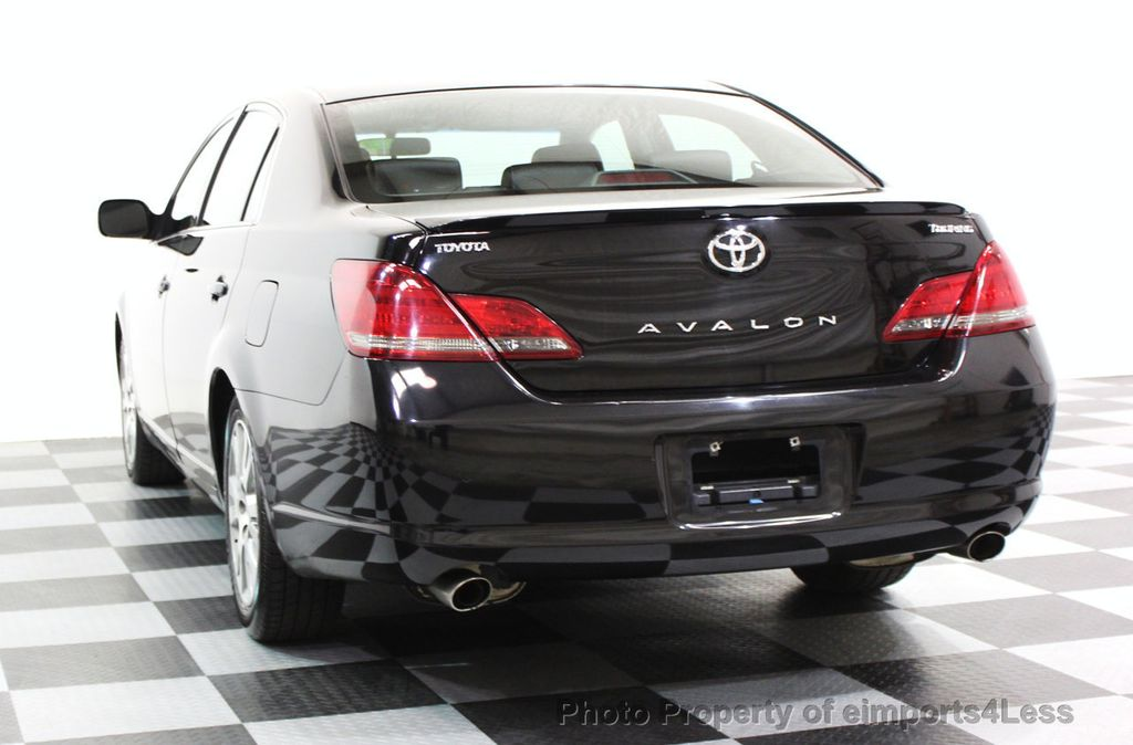 2008 Toyota Avalon AVALON TOURING SEDAN - 16288394 - 22