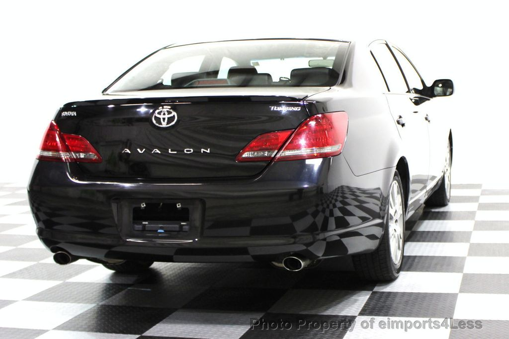 2008 Toyota Avalon AVALON TOURING SEDAN - 16288394 - 24