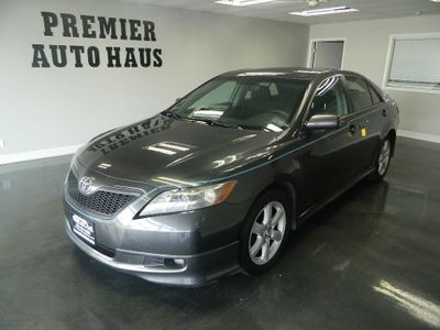 2008 Toyota Camry 2008 TOYOTA CAMRY LE SEDAN  - Click to see full-size photo viewer