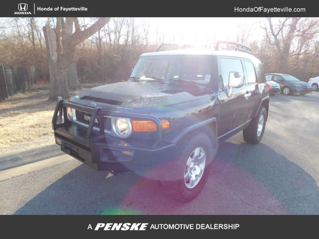 Dealer Video - 2008 Toyota FJ Cruiser 4WD 4dr Automatic - 17222582