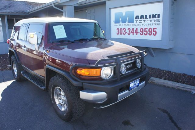 Used Toyota Fj Cruiser >> 2008 Used Toyota Fj Cruiser 4wd 4dr Manual At Maaliki Motors Serving
