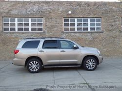 2008 Toyota Sequoia - 5TDBY68A28S014346