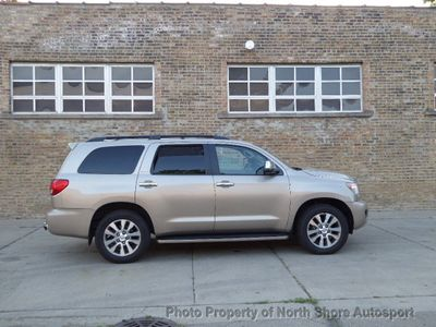 2008 Toyota Sequoia 4WD 4dr LV8 6-Speed Automatic Ltd SUV