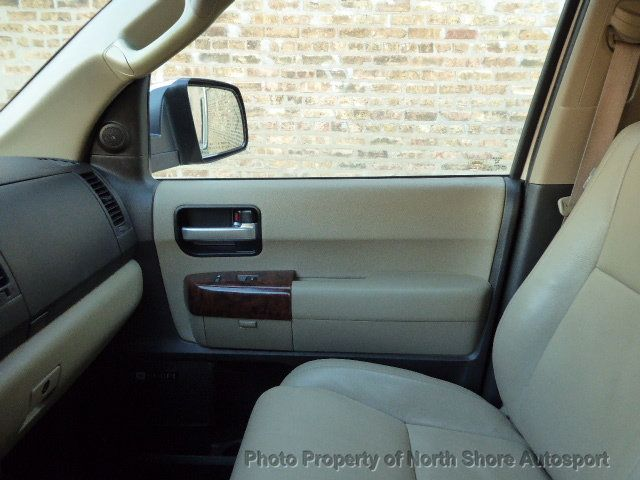2008 Toyota Sequoia 4WD 4dr LV8 6-Speed Automatic Ltd - Click to see full-size photo viewer