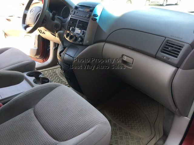 2008 Used Toyota Sienna LE 7-PASSENGER 3 5L V6 Privacy Glass