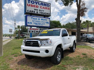 2008 Toyota Tacoma 4WD Reg I4 MT - Click to see full-size photo viewer