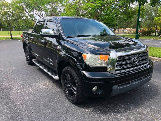 2008 Toyota Tundra CrewMax 5.7L V8 6-Spd AT LTD (Nat) - Click to see full-size photo viewer