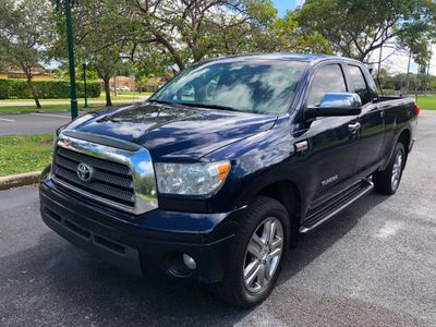 2008 Toyota Tundra Dbl 5.7L V8 6-Spd AT LTD (Natl Truck