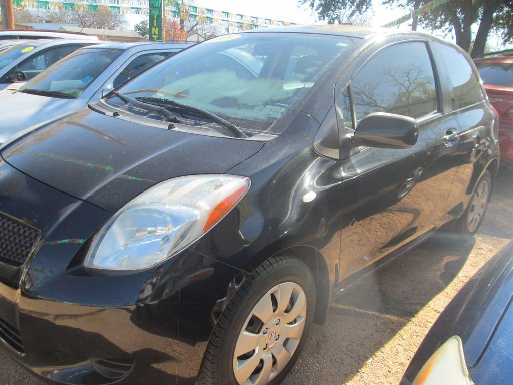 2008 Toyota Yaris 3dr Hatchback Automatic - 14598624 - 0