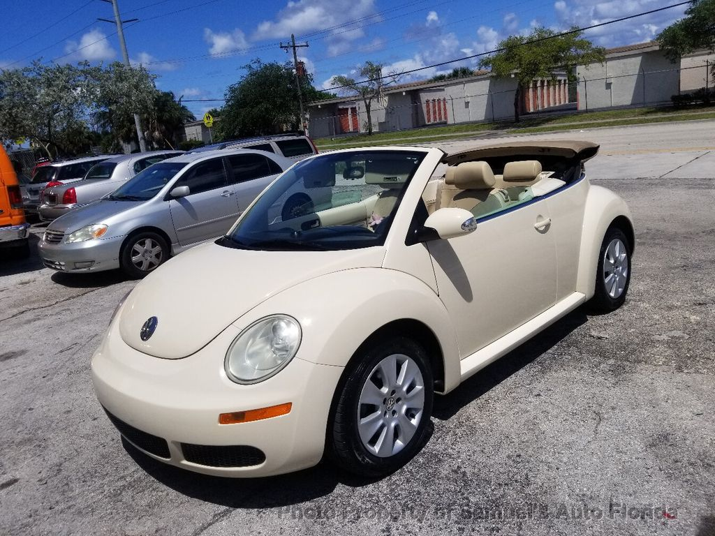 New Beetle Convertible 2dr Automatic