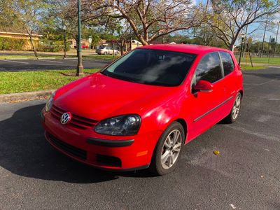 2008 Volkswagen Rabbit 2dr Hatchback Manual S Coupe