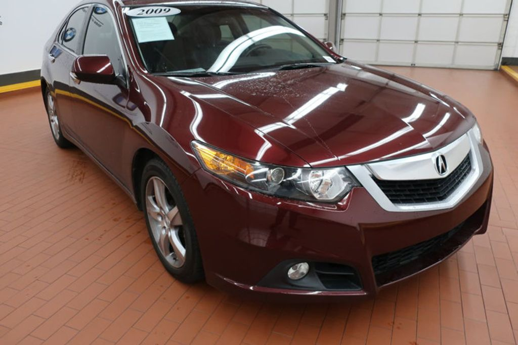 2009 Acura TSX 4dr Sedan Automatic Tech Pkg - 16802286 - 5