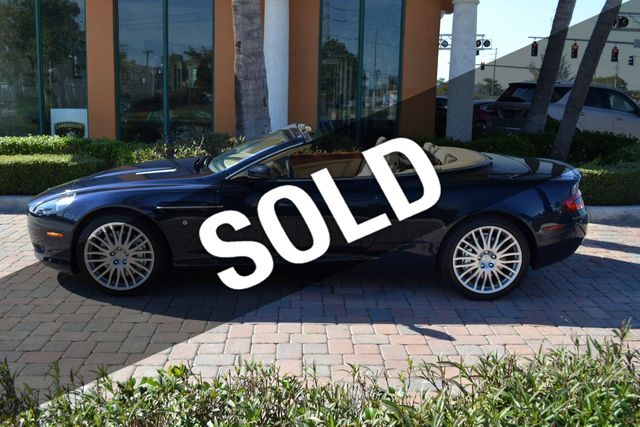Aston Martin Used >> Used Aston Martin At Domani Motor Cars Inc Serving Deerfield Beach Fl