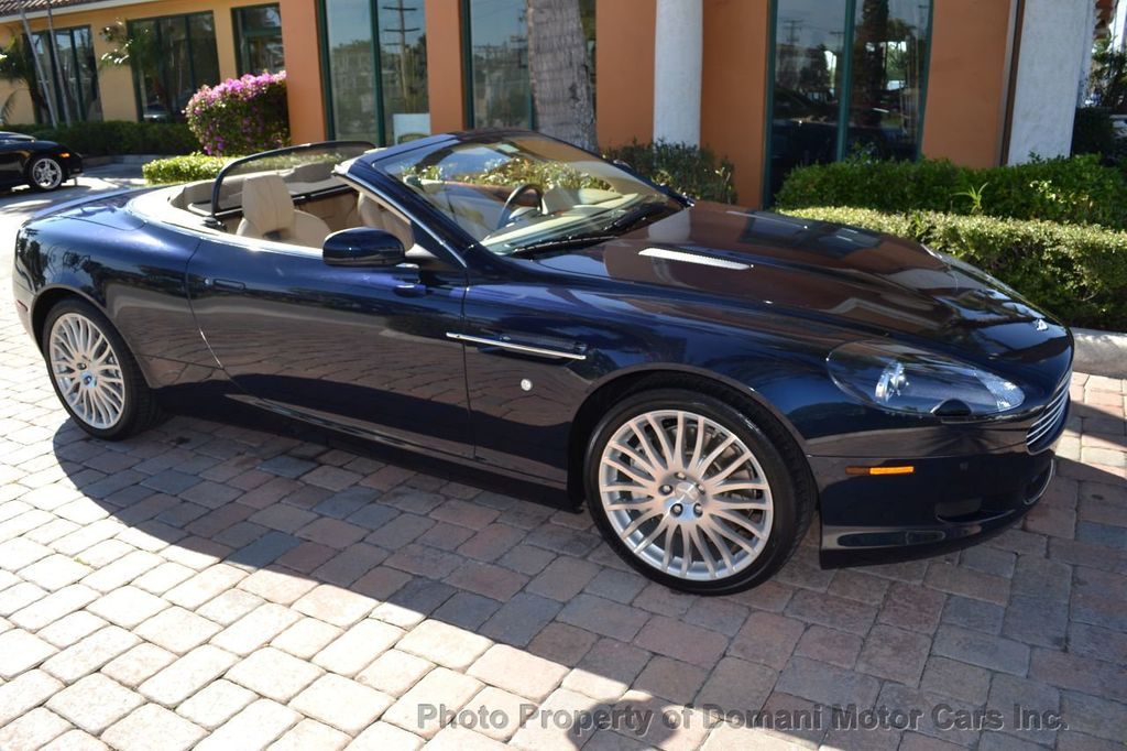2009 used aston martin db9 new arrival! v12 powered! just 8566 miles