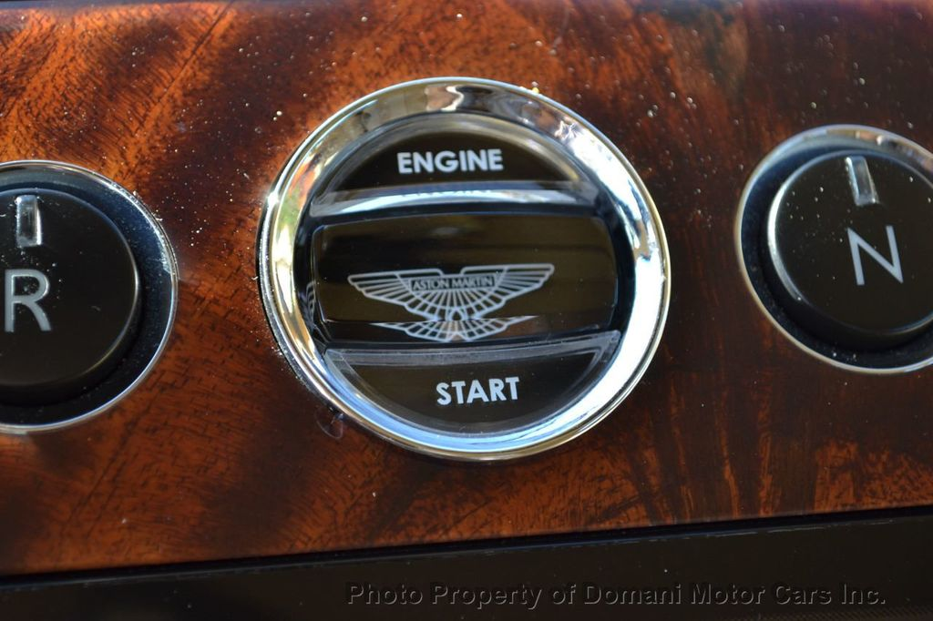 2009 Aston Martin DB9 NEW ARRIVAL! V12 Powered! Just 8566 miles!! CONVERTIBLE! - 18401768 - 66