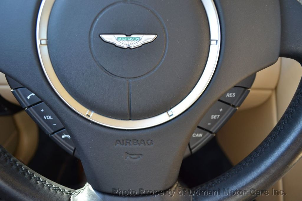 2009 Aston Martin DB9 NEW ARRIVAL! V12 Powered! Just 8566 miles!! CONVERTIBLE! - 18401768 - 68