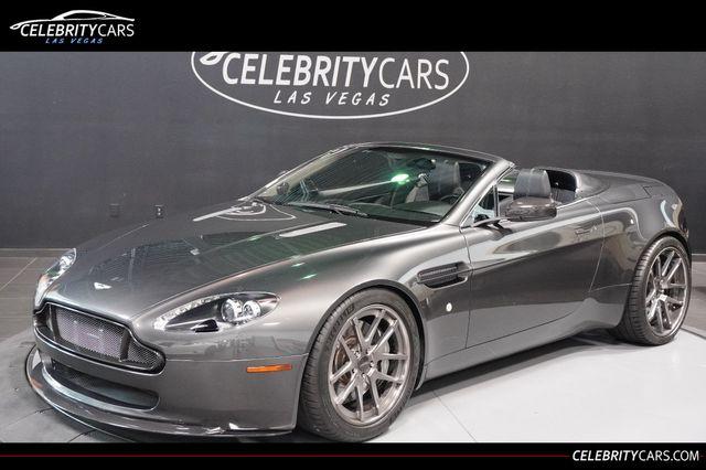 Aston Martin Used >> Used Aston Martin Vantage At Celebrity Cars Las Vegas Nv