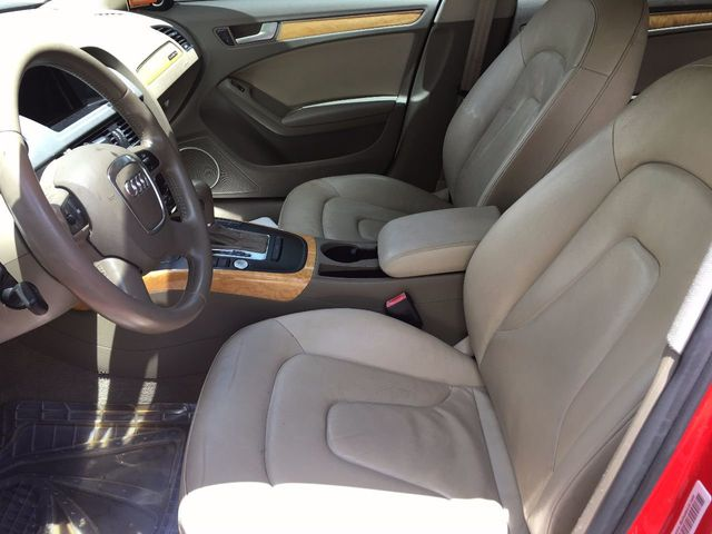 2009 Audi A4 4dr Sedan Automatic 3.2L quattro Prestige - Click to see full-size photo viewer