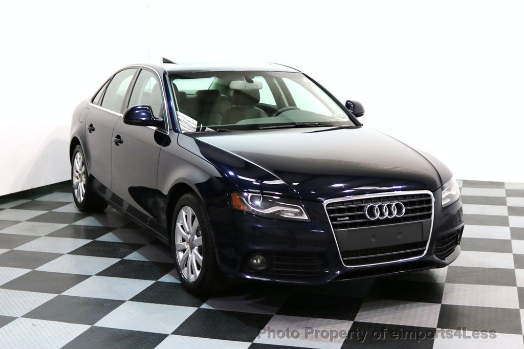 Audi A4 2.0t Quattro >> 2009 Used Audi A4 A4 2.0t Quattro AWD XENONS BLUETOOTH SIRIUS at eimports4Less Serving ...