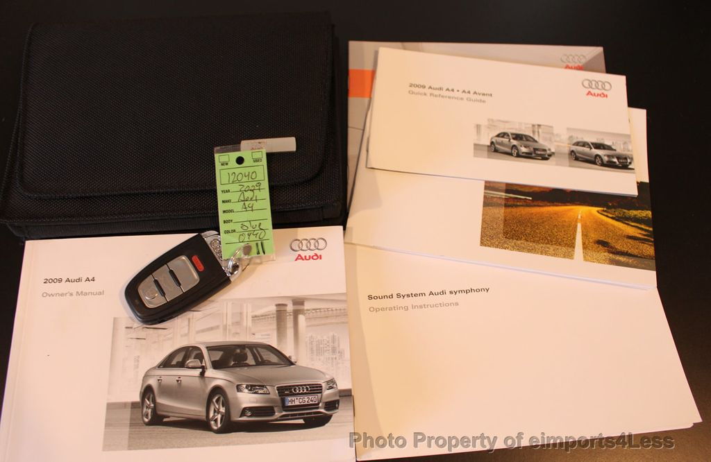 Audi symphony manual a4 2015 array 2009 used audi a4 a4 2 0t quattro awd xenons bluetooth sirius at rh fandeluxe Gallery
