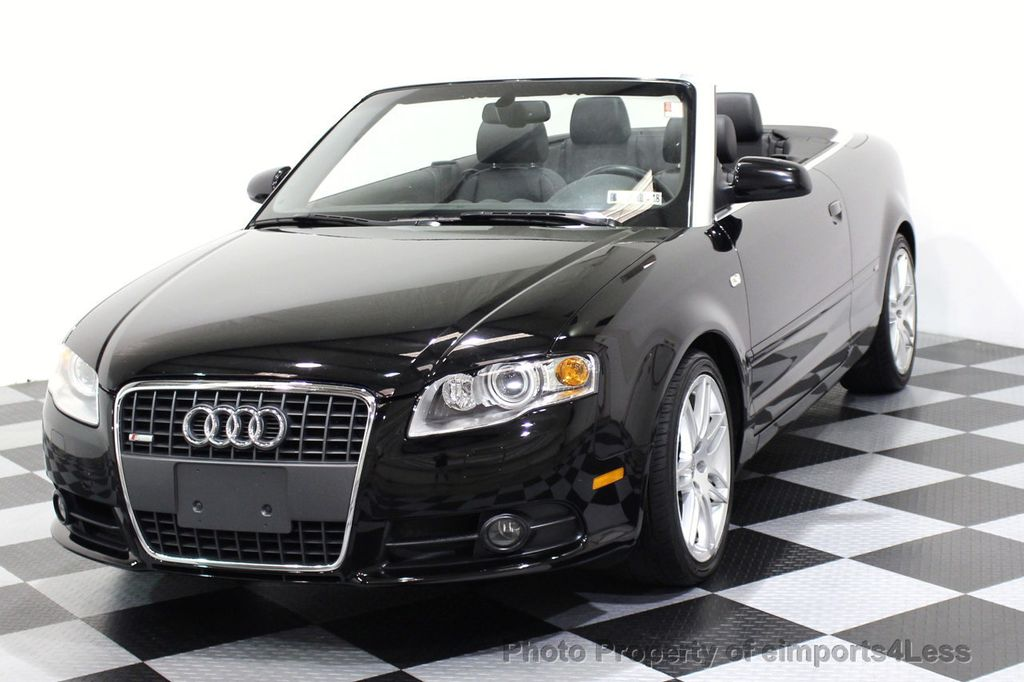 2009 Audi A4 CERTIFIED A4 2.0T S-LINE CABRIOLET - 16902059 - 26