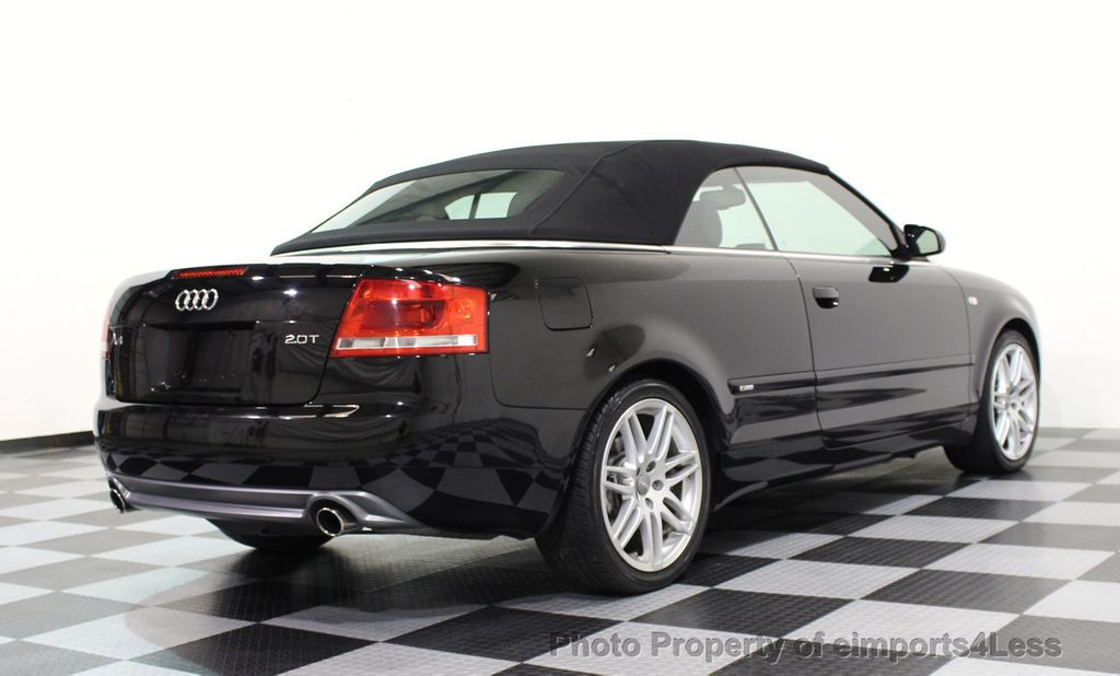 2009 Audi A4 CERTIFIED A4 2.0T S-LINE CABRIOLET - 16902059 - 29