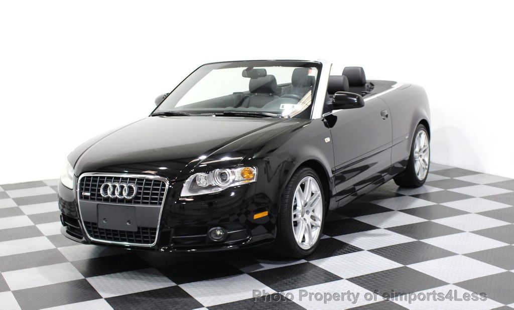 2009 Audi A4 CERTIFIED A4 2.0T S-LINE CABRIOLET - 16902059 - 42