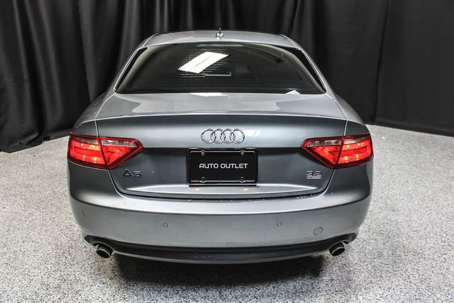 2009 Used Audi A5 2dr Coupe Automatic at Auto Outlet Serving Elizabeth, NJ,  IID 16179135