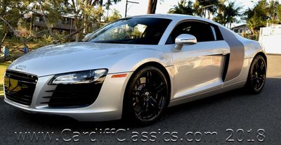 2009 Audi R8 2dr Coupe 4.2L Manual quattro