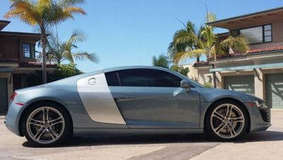 2009 Audi R8 Audi R8 - Click to see full-size photo viewer