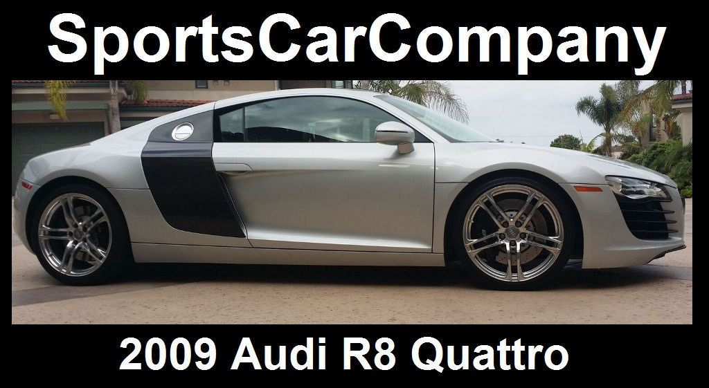 2009 Audi R8 QUATTRO R8 QUATTRO 6 SPEED - 16852031 - 1