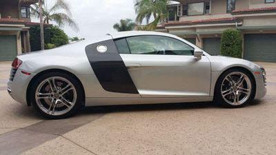 2009 Audi R8 QUATTRO R8 QUATTRO 6 SPEED - Click to see full-size photo viewer