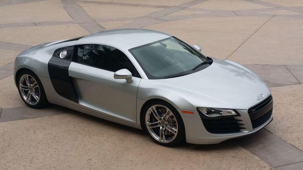 2009 Audi R8 QUATTRO R8 QUATTRO 6 SPEED   16852031   44