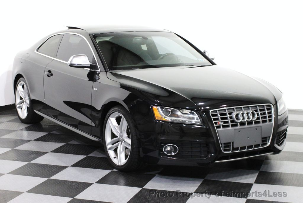 2009 Used Audi S5 S5 4.2 V8 Quattro AWD COUPE 6 SD / NAVIGATION at