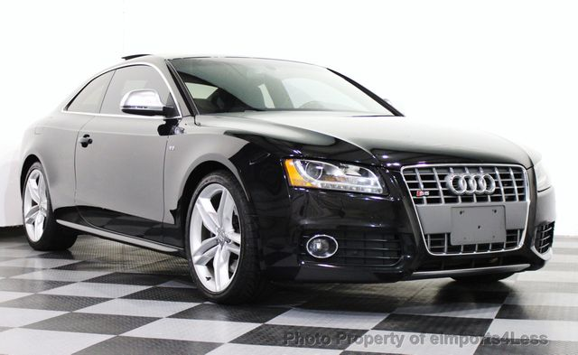 2009 Used Audi S5 S5 4 2 V8 Quattro AWD COUPE 6 SPEED / NAVIGATION at  eimports4Less Serving Doylestown, Bucks County, PA, IID 14845947