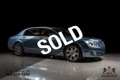 2009 Bentley Continental Flying Spur 4dr Sedan